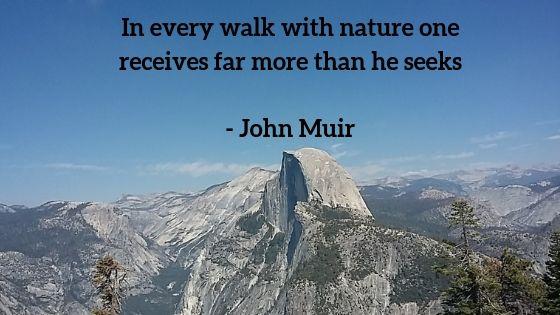John Muir - Yosemite